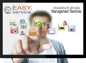 EasyService Interactive Multimedia Management Services